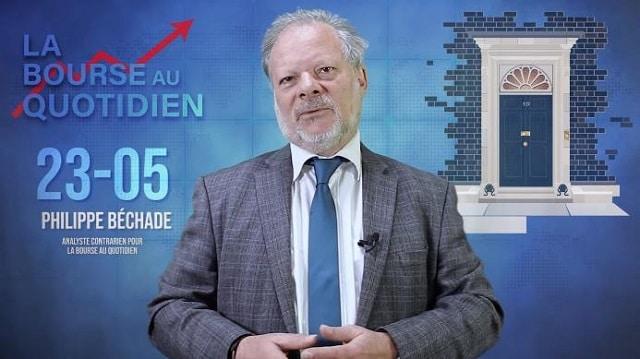 """Philippe Béchade – Séance du Jeudi 23 Mai 2019: """"Brexit contre Eurocrature..."""""""