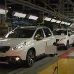 Automobile: l'usine PSA de Mulhouse menace de supprimer 1 000 emplois temporaires