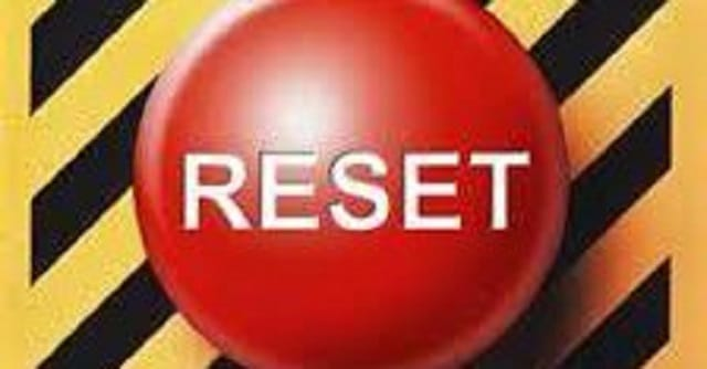 « The great reset is coming ! » L'édito de Charles Sannat