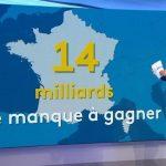 Optimisation fiscale en France: 14 milliards € de manque à gagner… Ce chiffre explose et a été multiplié par 30 depuis 2001 !!