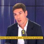 Plan d'économies à Radio France: «C'est logique que tous les opérateurs de l'État contribuent à la réduction de la dette», estime Mathieu Gallet