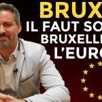 """Sebastien Laye – BRUXIT: """"il faut sortir Bruxelles de l'Europe !"""""""