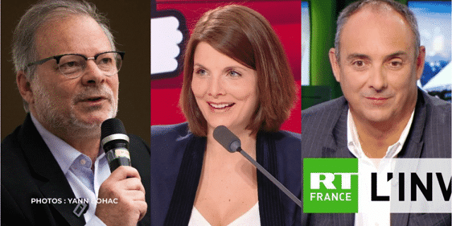A quelle sauce on va être mangé ? Débat avec Virginie Pradel, Olivier Delamarche, Philippe Béchade... A vos questions !!.