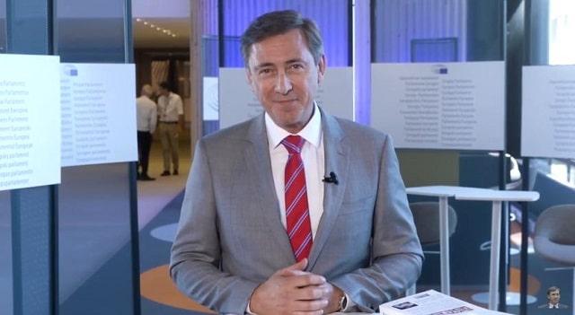 """Bernard Monot: """"Avec le naufrage de la Deutsche Bank, l"""