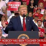 Donald Trump n'a pas causé la hausse… et il sera accusé de la baisse