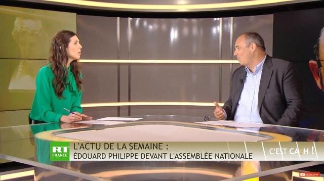 """Olivier Delamarche: """"Ca fait 20 ans qu"""