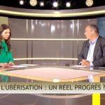 """Olivier Delamarche dans C'EST CASH: """"Ce qui est inquiétant avec l'Ubérisation, c'est de marcher doucement vers une dictature !"""""""