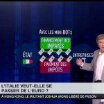 L'Italie veut-elle se passer de l'euro ?… Avec Jacques Sapir