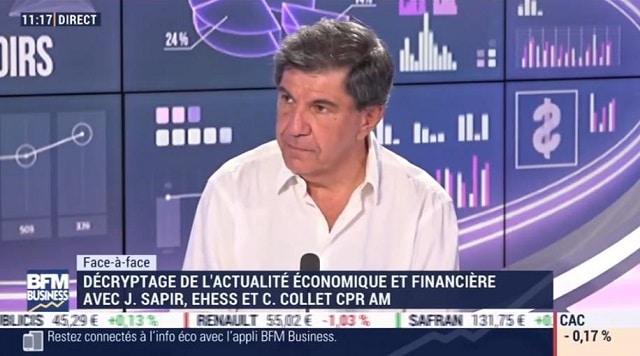 """Jacques Sapir: """"Si les banques centrales sont obligées d"""
