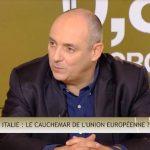 """Olivier Delamarche: """"Aujourd'hui on est en récession mondiale et ça RISQUE d'être ASSEZ SAIGNANT !!"""""""