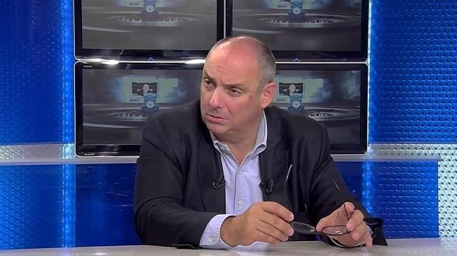 """Olivier Delamarche: """"Vous la voyez toujours pour 2020 ou 2021 la récession ?"""""""