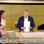 """Olivier Delamarche dans C'EST CASH – mini-BOTs: """"On se donne rendez-vous dans quelques mois pour la nouvelle Lire et un éclatement de l'euro !"""""""