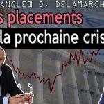 Quels investissements pour se protéger de la crise à venir ?…. Réponse avec Olivier Delamarche