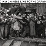 Les chinois ont tiré les leçons de l'hyperinflation des années 1930