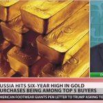 """Peter Schiff: """"Les russes achètent de l'Or au détriment du dollar qui finira par perdre son exorbitant privilège de monnaie de réserve"""""""