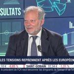 """Philippe Béchade: """"Au moindre problème dans le système bancaire italien et c'est tout le système bancaire européen qui s'effondre !"""""""
