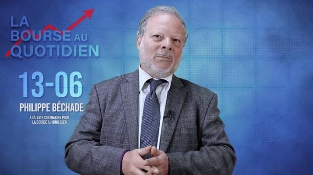 """Philippe Béchade – Séance du Jeudi 13 Juin 2019: """"Le grand M que personne n"""
