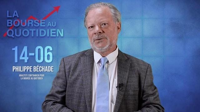 """Philippe Béchade – Séance du Vendredi 14 Juin 2019: """"Une semaine en mode chaise longue et sofa"""""""