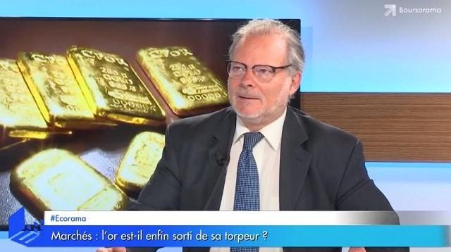 """Philippe Béchade: Or-papier: """"Si tout le monde demande l"""