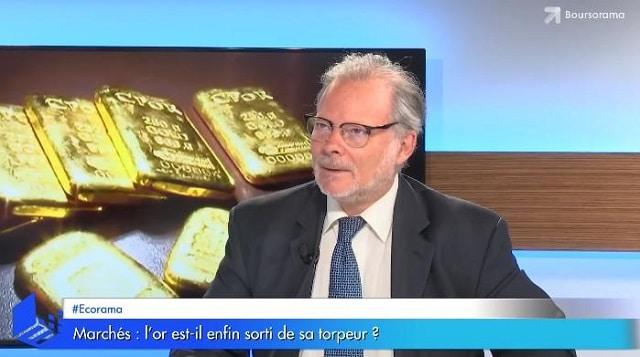 """Philippe Béchade: """"Le raisonnement aujourd"""