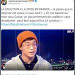 Nicolas Perrin: Joachim Son-Forget, un OVNI dans le microcosme parisien