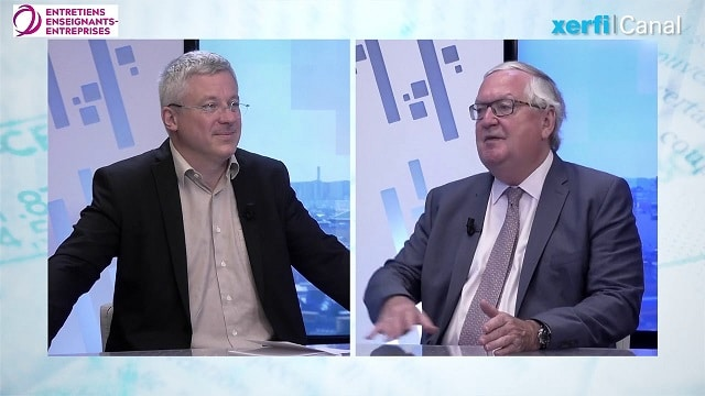 Système financier: risques et opportunités... Avec Patrick Artus