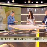 """Olivier Delamarche dans C'EST CASH: """"Malheureusement, je pense qu'on se dirige vers la fin de l'argent liquide !"""""""