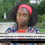 Sibeth Ndiaye: «Nous avons conscience que nos concitoyens ne mangent pas du homard tous les jours, bien souvent c'est plutôt des kebabs !»