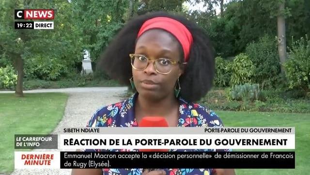 """Sibeth Ndiaye: """"Nous avons conscience que nos concitoyens ne mangent pas du homard tous les jours, bien souvent c'est plutôt des kebabs !"""""""