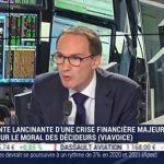 La crainte lancinante d'une crise financière majeure plane sur le moral des décideurs