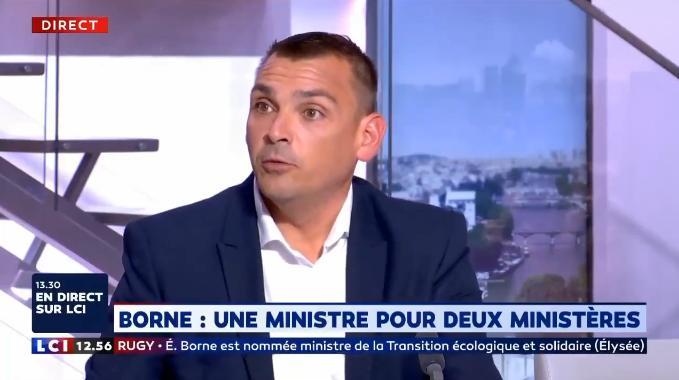 """Benjamin Cauchy: """"Emmanuel Macron, avec le CETA devient le fossoyeur de l"""