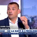 """Benjamin Cauchy: """"Il n'y a plus de Ministre d'Etat concernant la transition écologique. L'écologie n'est plus qu'un magnet que l'on colle sur le frigo d'Emmanuel Macron, c'est du marketing, du cosmétique !"""""""