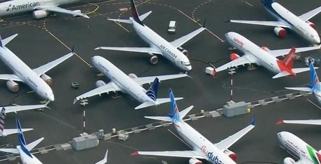 Aviation: des fissures signalées sur plusieurs Boeing