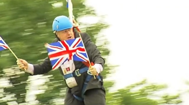 Royaume-Uni: Boris Johnson s
