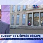 L'Elysée épinglé par la Cour des comptes pour mauvaise gestion financière ! Le budget de l'Elysée dérape…