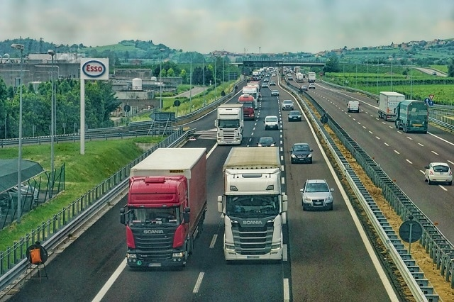 Et revoilà les routiers… pas contents des taxes sur la gasoil