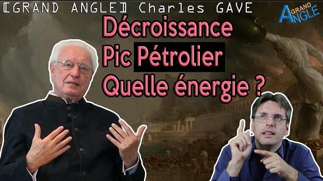 """Charles Gave: """"Les banques centrales ne peuvent pas imprimer du pétrole !"""" - L"""