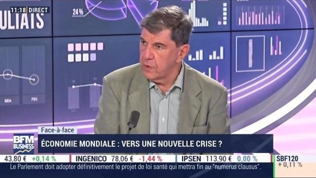 """Jacques Sapir: """"Fondamentalement, on est aujourd"""