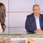 """Olivier Delamarche: """"Les banques centrales sont droguées à la planche à billets et Madame Lagarde ne fera pas mieux que Mr Draghi et probablement même pire !"""""""