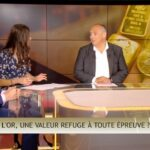 """Olivier Delamarche dans C'EST CASH: """"L'or est l'une des seules matières qui vous permettra de passer les années à venir sans trop de difficulté !"""""""