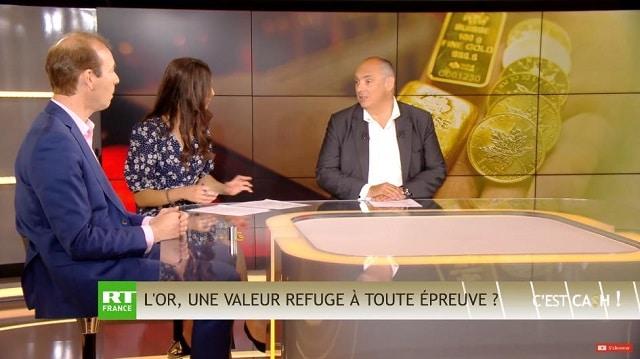 """Olivier Delamarche dans C'EST CASH: """"L"""