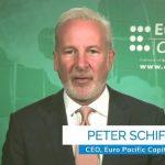 """Peter Schiff: """"Les banques centrales vont libérer l'inflation et l'Or va s'envoler au delà des 5000$ l'once !"""""""