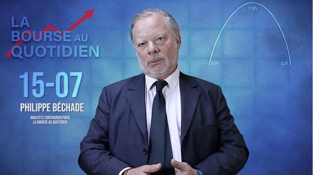 """Philippe Béchade – Séance du Lundi 15 Juillet 2019: """"Le Breakout durera-t-il jusqu"""
