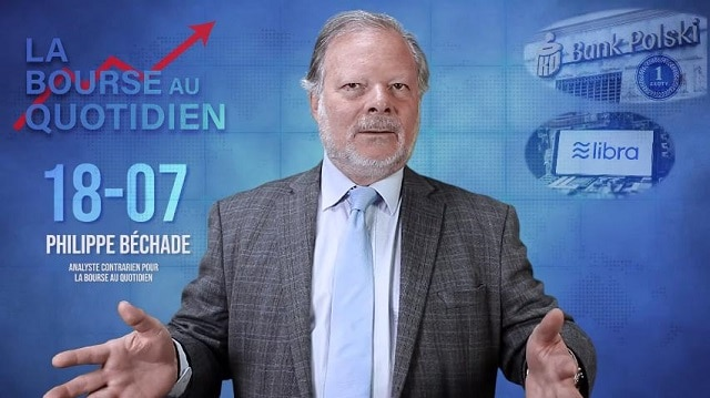 "Philippe Béchade – Séance du Jeudi 18 Juillet 2019: ""Où aller se cacher aujourd"