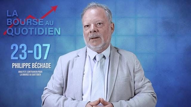 """Philippe Béchade – Séance du Mardi 23 Juillet 2019: """"Un air de déjà, déjà, déjà... Déjà vu !"""""""