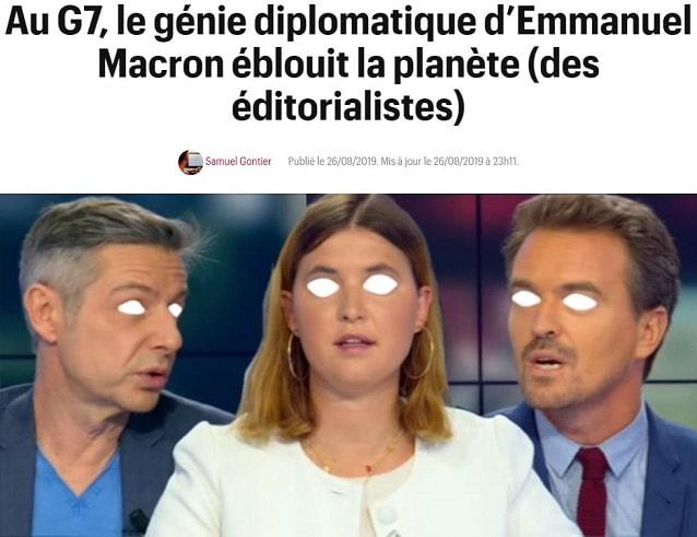 Au-G7- le-génie-diplomatique-d-Emmanuel-Macron-éblouit-la-planète-des-éditorialistes