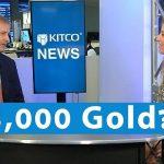 Selon Dan Oliver, l'or finira par atteindre les 3000$ l'once !