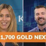L'élan haussier actuel pourrait propulser le cours de l'or à plus de 1700$ l'once