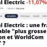 """General Electric: une fraude comptable """"plus grosse qu'Enron et WorldCom réunis"""" ?"""