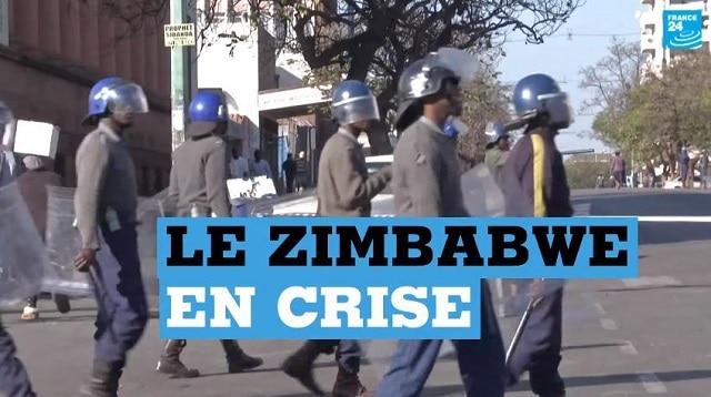 Crise au Zimbabwe: l